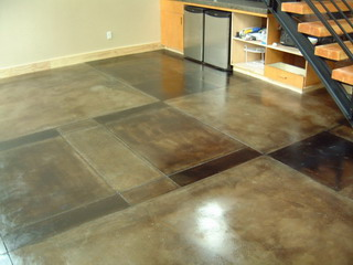 durable stained concrete