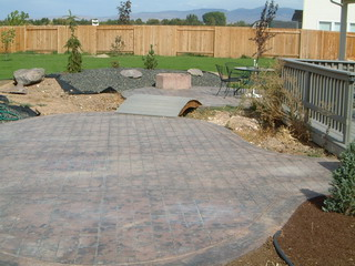 idaho concrete and patios